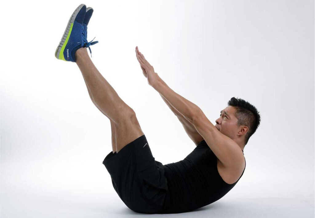 workout uomo per casa