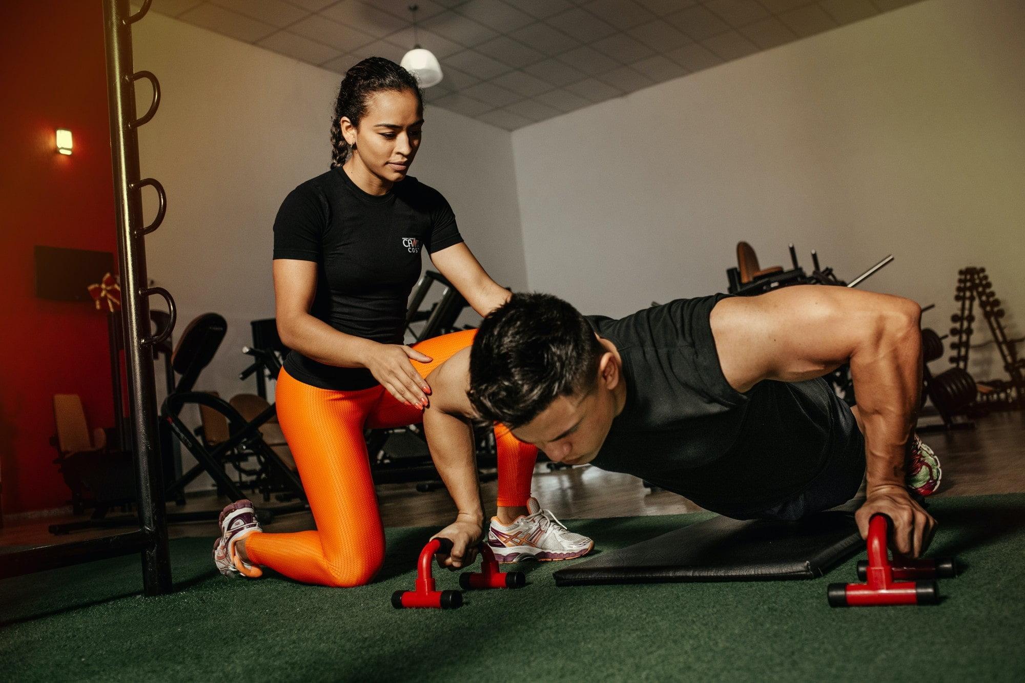 allenamento veloce uomo donna