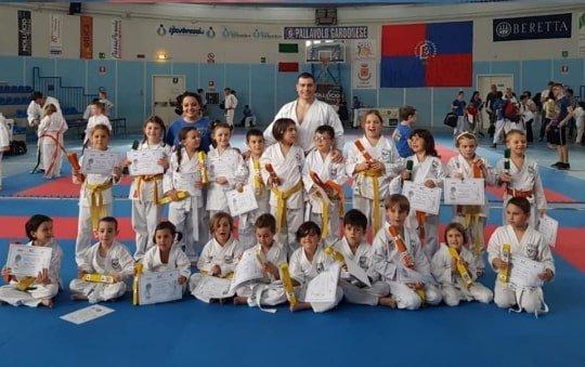 maestro di karate surdo