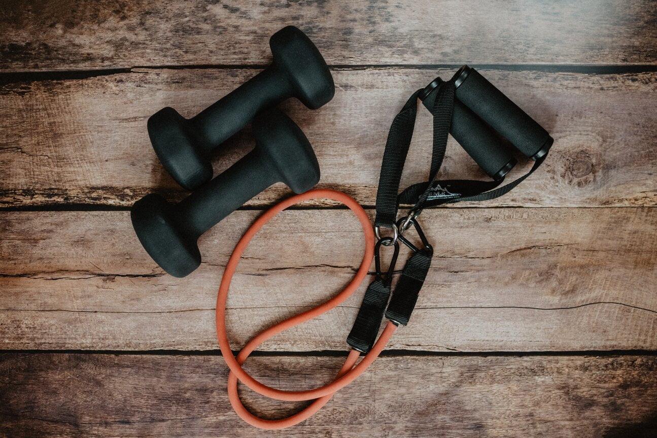 attrezzatura home gym